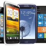 Novidades de Smartphones para 2013