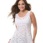 Blusinhas Vazadas Femininas: Fotos, Modelos