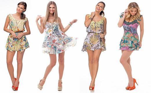 Coleção Perfect Way 2013: Modelos