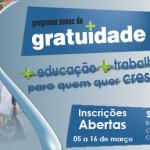 Cursos Gratuitos Senac Pará 2013