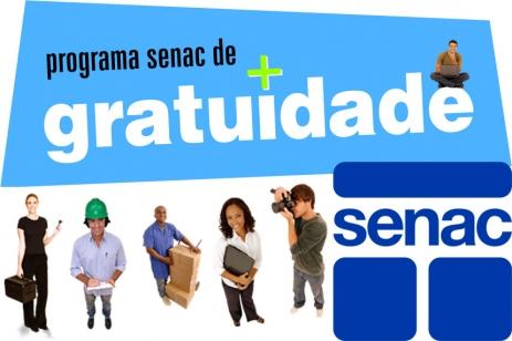 Cursos Gratuitos Senac Manaus 2013