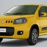 Novo Fiat Uno 2013: Preço e Fotos