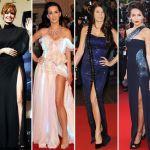Vestidos com Fendas Grandes: Dicas e Fotos