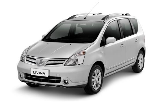 Nissan Livina 2013: Fotos, Preços