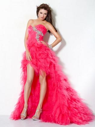 Vestidos de Plumas Moda 2013: Dicas, Fotos