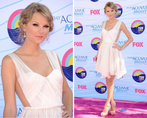 Vestidos Decotados Moda 2013: Dicas, Fotos