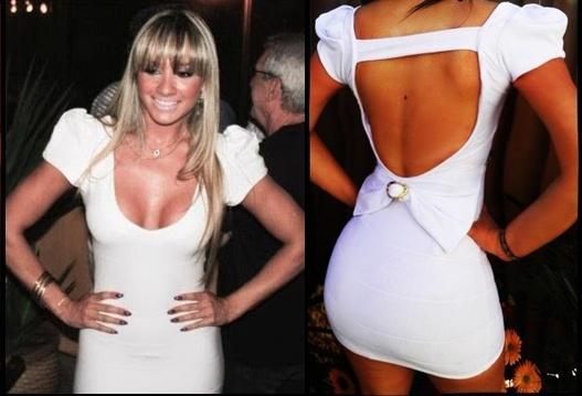 33f7d73b0 Portanto os vestidos estilo Panicats são muito sensuais e só podem ser  usados por mulheres que estejam com o corpo em dia
