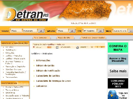 detran-rs-online