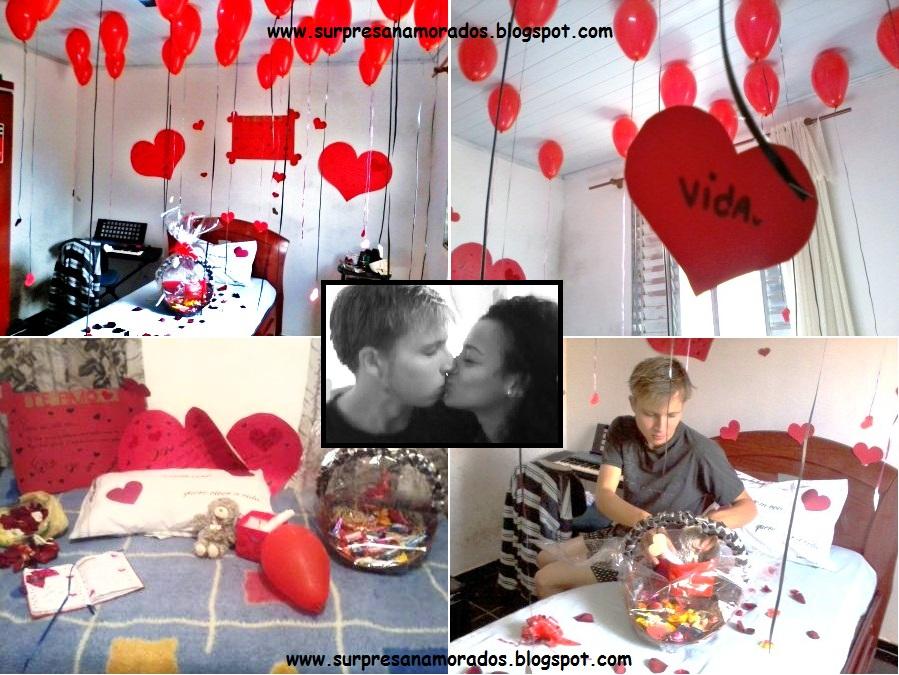 Surpresas para o Dia dos Namorados Simples de Fazer