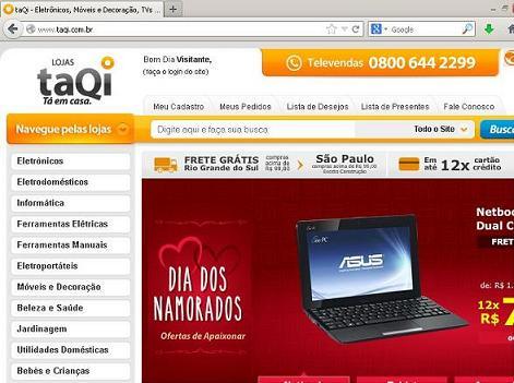 site-lojas-taqi