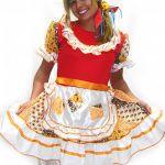 Festa Junina 2013: Modelos de Vestidos