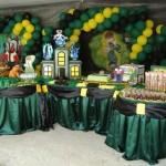 Ben 10: Decoração Festas de Aniversário, Bolo, Fantasias Ben 10, Modelos