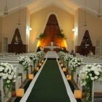 Decoração de Casamentos – Dicas de Decoração, Igreja, Flores, Salão