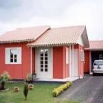 Modelos de Frentes de Casas Simples