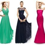 Modelos de Vestidos Longos para Casamento 2013