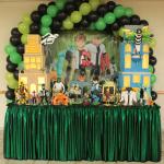 Aniversário Infantil Ben 10 – Fantasias, Bolos, Decorações, Dicas