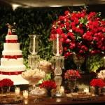 Decoração Casamento em Vermelho: Dicas e Modelos