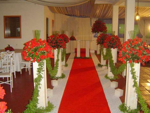 de casamento em vermelho e para se inspirar não deixe de ver as fotos