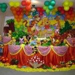 Decoração de Festa Pooh – Lembrancinhas, Convites, Bolo, Dicas