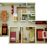 Plantas de Casas Diversas: Fotos Modelos
