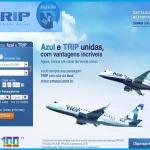Site TRIP Linhas Aéreas – www.voetrip.com.br