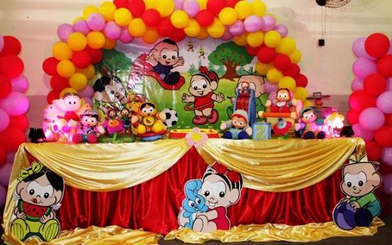 Sugestões de Temas para Festas de Aniversário