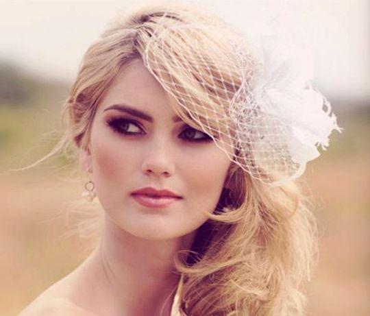 Maquiagem para Noivas Delicadas: Fotos, Dicas
