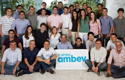 Trabalhe Conosco AMBEV 2014 – Empregos
