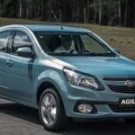 Novo Chevrolet Agile 2014: Fotos, Modelos