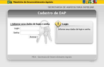Extrato DAP MDA