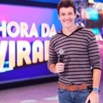 Inscrição no Quadro Hora da Virada do Rodrigo Faro