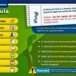 Matrícula Fácil RJ 2014 Ensino Médio