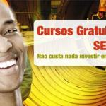 Cursos Gratuitos de Aprendizagem Industrial 2014: Inscrições
