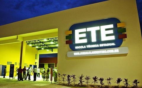 ETEs Pernambuco – PE 2014 – Inscrições e Cursos