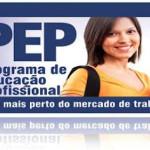 Inscrição PEP MG 2014 – Cursos Grátis