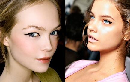 Maquiagem para Olhos Pequenos Moda 2014