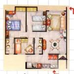 Plantas de Casas Pequenas e Simples – Modelos