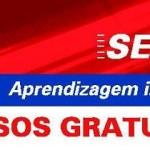 Senai MG Cursos Gratuitos 2014: Inscrições Abertas