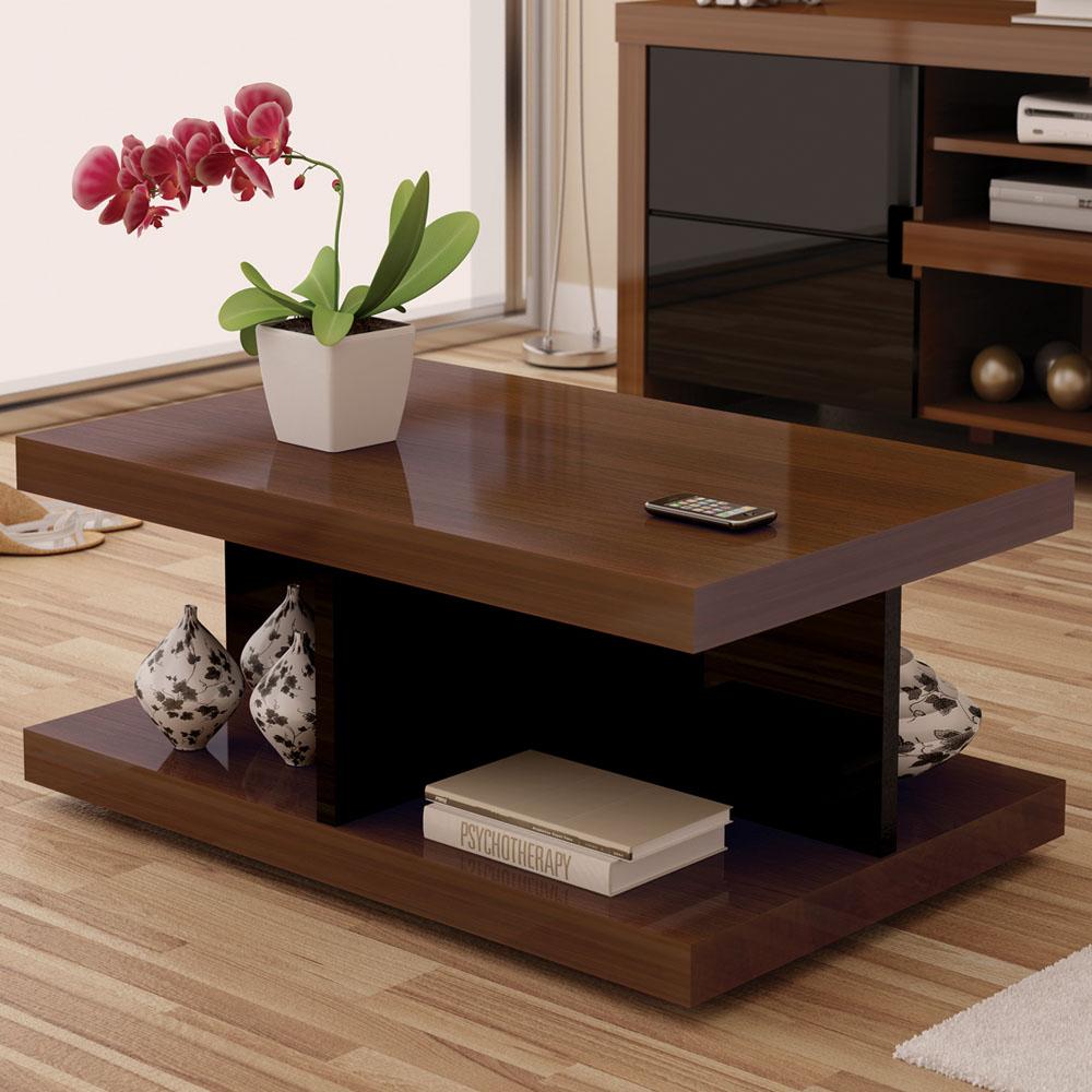 sala pequena com mesa de centro id ias