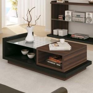 Mesas de centro para sala pequena 6 for Mesa de cafe pequena sala de estar