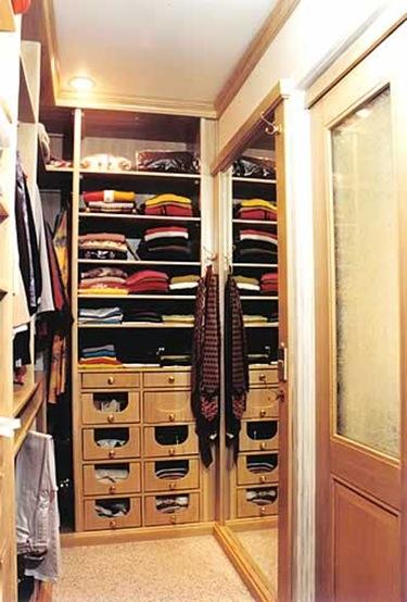 Closets Pequenos ~ Modelos de Closets Pequenos e Simples