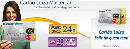 Consultar Saldo do Cartão Magazine Luiza Online: Imprimir Fatura