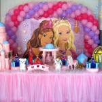 Decoração da Barbie para Festa Infantil – Fotos