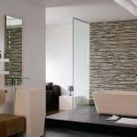 Pedras na Decoração de Interiores – Fotos e Dicas de Como Usar