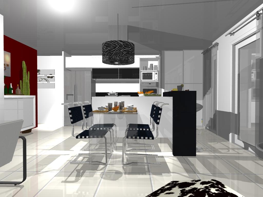 Interiores de Casas Modernas - Dicas e Fotos on Interiores De Casas Modernas  id=85620