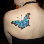 Tatuagens de Borboletas Femininas – Dicas e Fotos