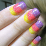 Unhas Multicoloridas, Saiba como Fazer