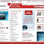 www.bradesco.com.br: Site Bradesco