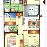 Plantas de Casas Simples para Construir