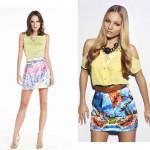 Saias Estampadas Moda 2013: Fotos, Dicas de como Usar